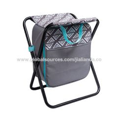 Fishing Cooler Chair Seat Covers China Foldable With Bag From Xiamen