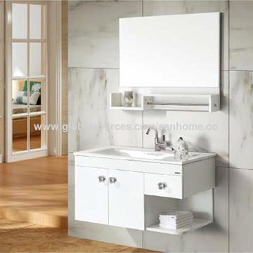 China China Made Modern Bathroom Vanity Hanging Corner Pvc Bathroom Cabinet On Global Sources