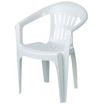 white plastic dining chairs leather tub chair with arm for restaurants customized china