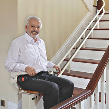 stair lift chair covers hong kong ssl120 high quality and safety easy living machine china
