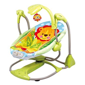 vibrating chair baby day care high chairs newborn to toddler musical rocking bouncer china