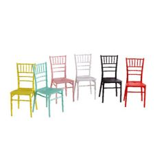 Plastic Chiavari Chair Round Dining Table And Chairs China From Langfang Wholesaler Zhilang Furniture Co Ltd