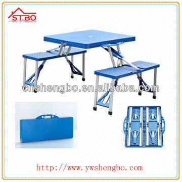 folding chair picnic table cover hire west yorkshire outdoor camping hiking portable abs top aluminum china set