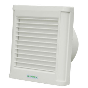 4 inch louver bathroom exhaust fan with