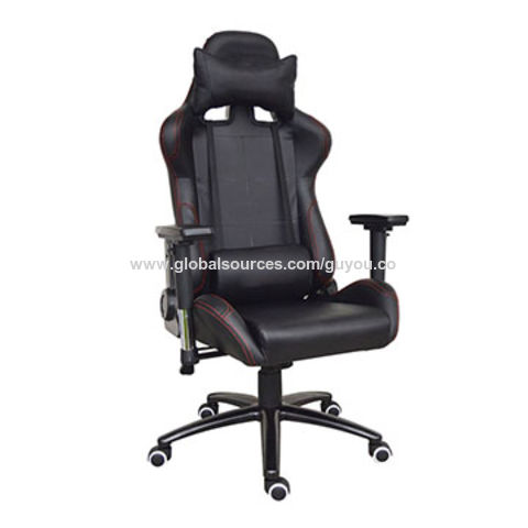 racing desk chair leather dining chairs singapore china guyou pc 3d style computer game high back office gaming