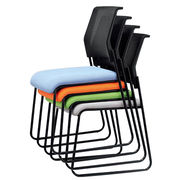 iron chair price cheap single chairs china stakable restaurant dining on global