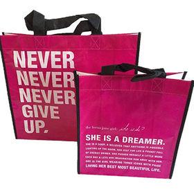 non woven bags fashion