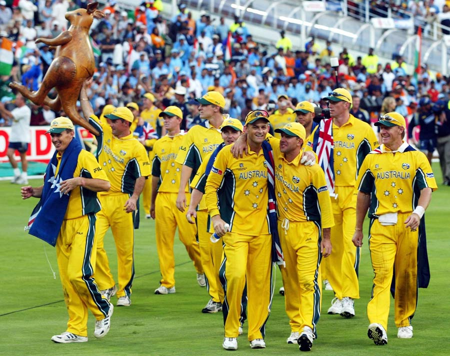 2003: The Bowlers' World Cup