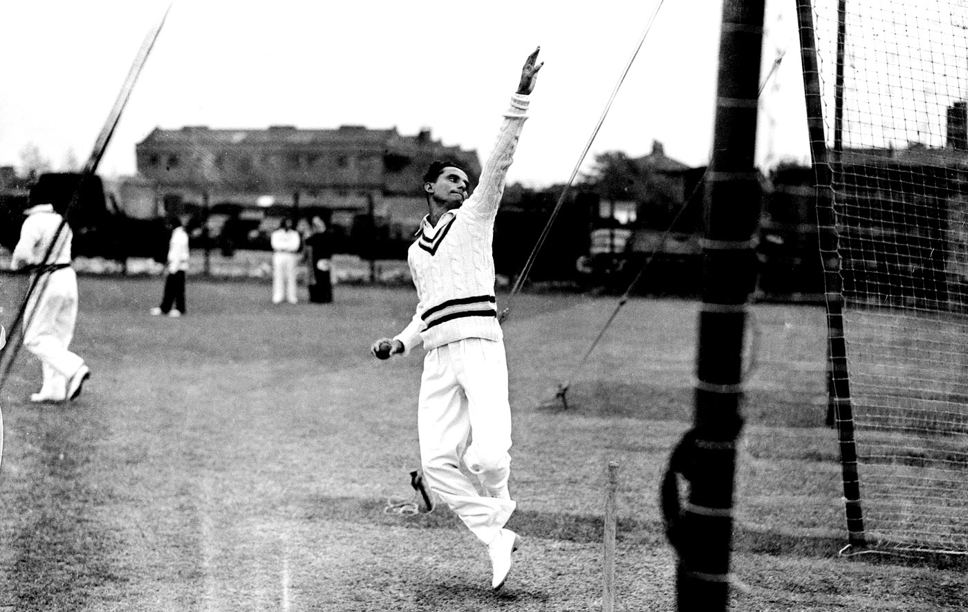 Vijay Hazare scored 1344 first-class runs and took 54 wickets on the tour