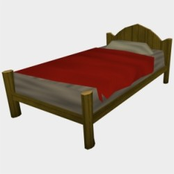 Clipart Bed Wooden Bed Bed Png Cliparts & Cartoons Jing fm