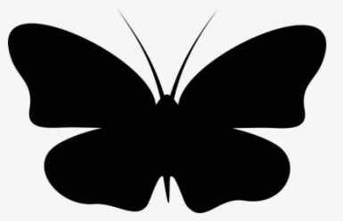 Butterfly Silhouette PNG Images Free Transparent Butterfly Silhouette Download KindPNG
