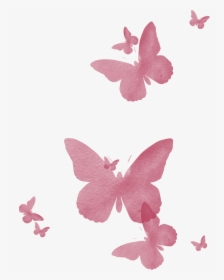 Pink Butterfly Png : butterfly, Butterfly, Images,, Transparent, Download, KindPNG