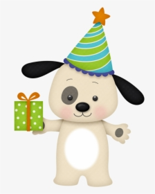 Happy Birthday Dog Clipart : happy, birthday, clipart, Pinterest, Happy, Birthday, Puppy, Clipart,, Transparent, Kindpng