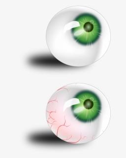Bloodshot Eyes Png, Transparent Png , Transparent Png... - PNGitem