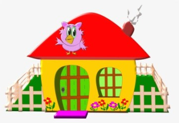 House And Garden HD Png Download kindpng