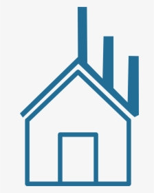 Blue Home Icon : Resume,, Download, Kindpng