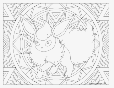 Eevee Coloring Page Free Printable Pages In Eevee Pokemon Coloring Pages Hd Png Download Kindpng