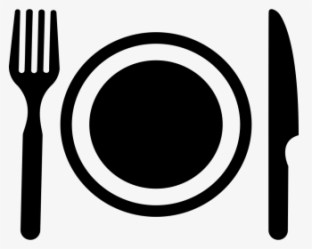 Dinner Food Kitchen Meal Restaurant Icon Meal Icon Vector Png Transparent Png kindpng