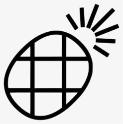 Transparent Pineapple Outline Png Sophos Network Protection Png Download kindpng