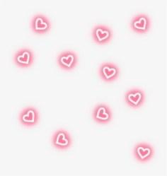 #facebook #socialmedia # neon #pink # glowing Logo