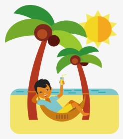 Beach Vacation Png Vacation Clipart Transparent Png Kindpng