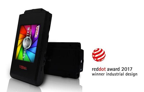 群燿手持式分光光譜計獲紅點產品設計獎 - LEDinside