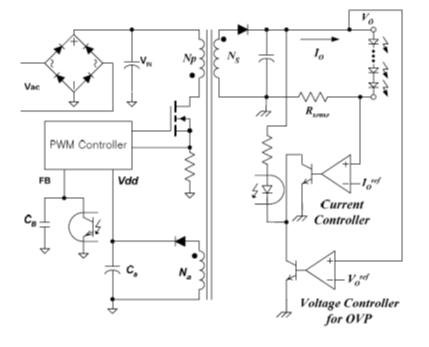 Power Factor Correction Circuit Diagram Motor Control