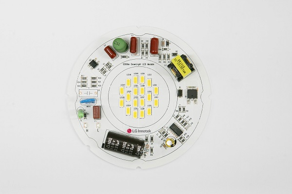 LG Innotek Releases Driver on Board LED Module for