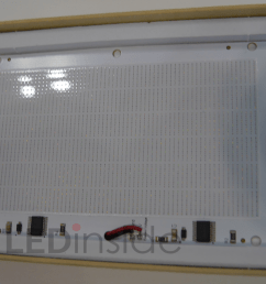in one product there are totally 4608 mini led chips the size of 8 mil x 15 mil these are 360 degree beam angle leds with ultra high luminance  [ 2034 x 1278 Pixel ]