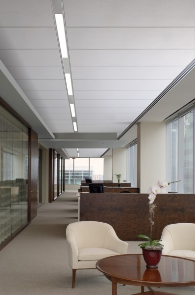 Ge And Usg Ceilings Provide Versatile Ceiling And