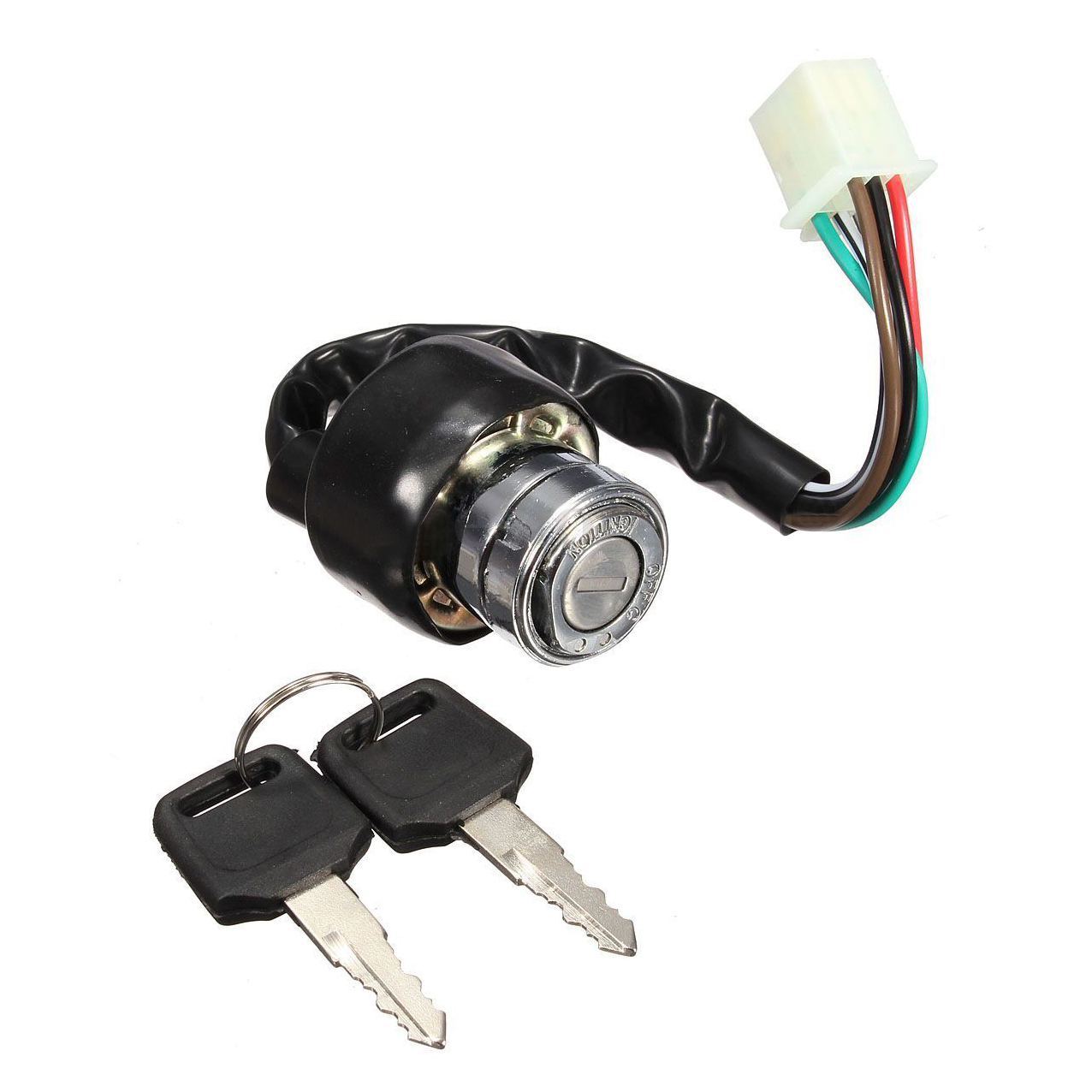 Wiring Of Plug For Ignition Switch 3972up