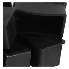 Rubber Chair Feet Fully Adjustable Office Table Foot Cover Furniture Leg Protectors