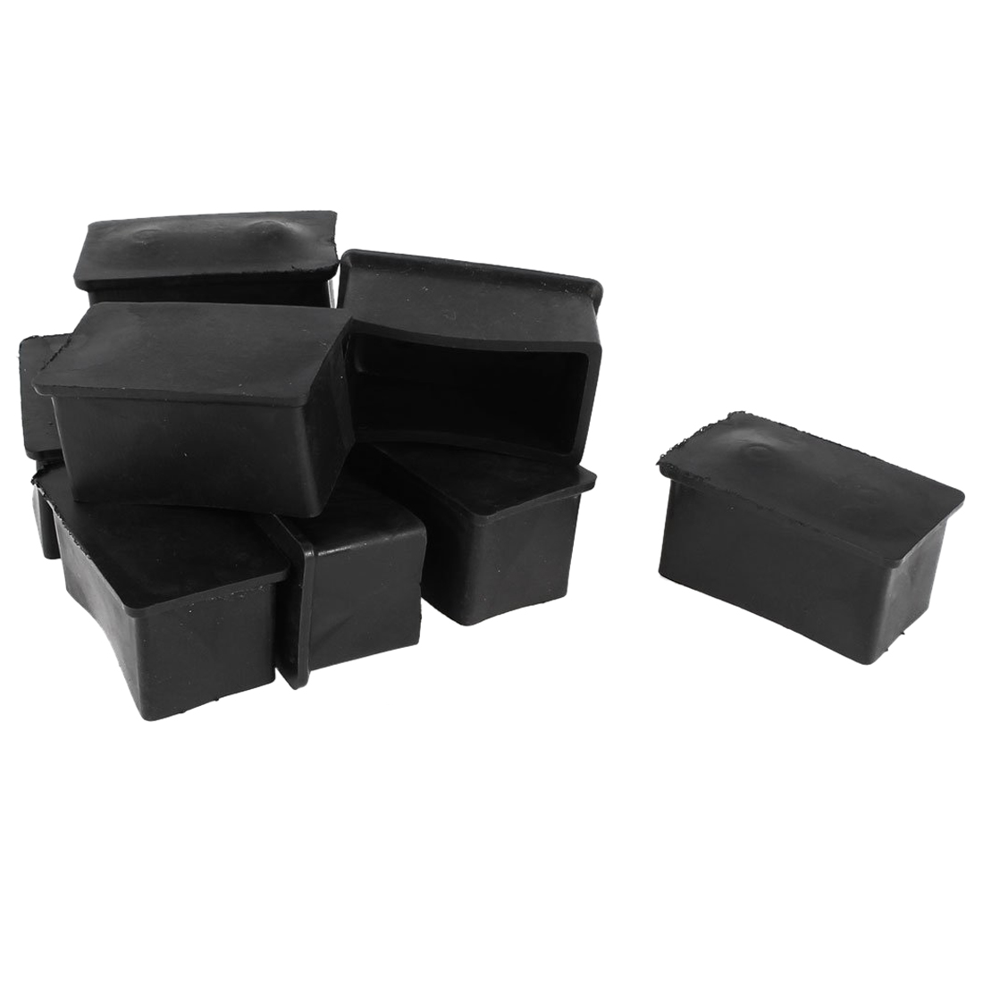 chair leg caps amazon recliner chairs rubber table foot cover furniture protectors