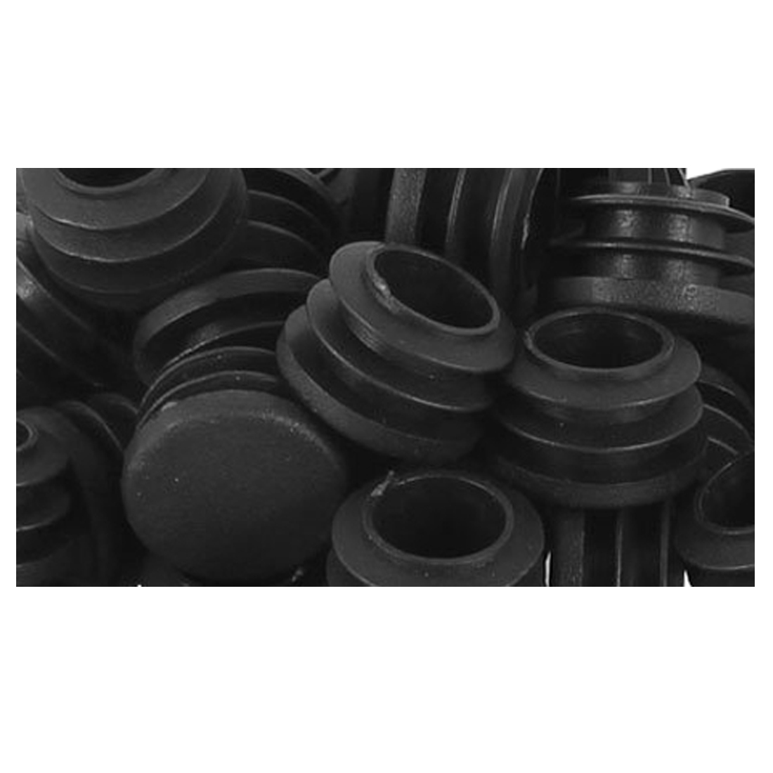 plastic feet for chair legs how to make a kitchen round cap table ribbed tube insert 22mm