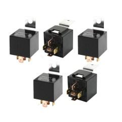 24v Relay Wiring Diagram 5 Pin E46 325i Radio Pzs Interruptor De Rele Coche Potencia Pines 40