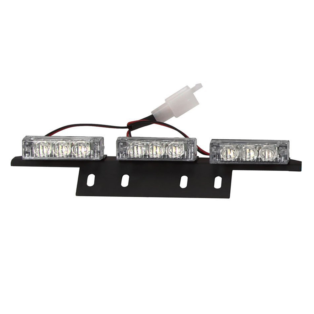 54 LED Emergency Vehicle Strobe LightsLightbars Deck Dash