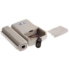 Rj11 Wiring Reliance Transfer Switch Diagram Usb Lan Network Phone Cable Tester Rj12 Rj45 Cat5 Zh