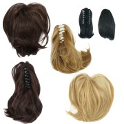 short ponytail hair extensions