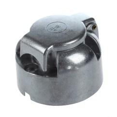 7 Pin Trailer Plug Wiring Diagram Au Network Forward And Backward Pass Socket Heavy Duty Round Pole