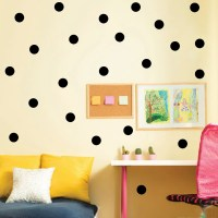Polka Dots Wall Sticker Baby Nursery Stickers Kids ...