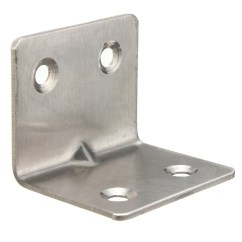 Chair Steel Bracket Desk For Short Person 30mm X Stainless Kitchen Right Angle Corner
