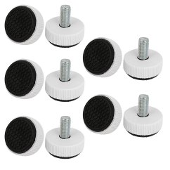 Threaded Chair Glides Fishing Exercises M8 X 15mm Adjustable Screw On Furniture Glide Leveling