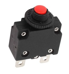 details about ac 125 250v 20a air compressor circuit breaker overload protector switch k3s6 [ 1100 x 1100 Pixel ]