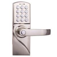 Digital Electronic/Code Keyless Keypad Security Door Lock ...