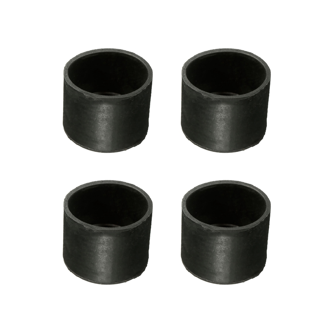 Floor Protectors For Chairs Black Anti Scratch Small Large Rubber Ferrule Floor