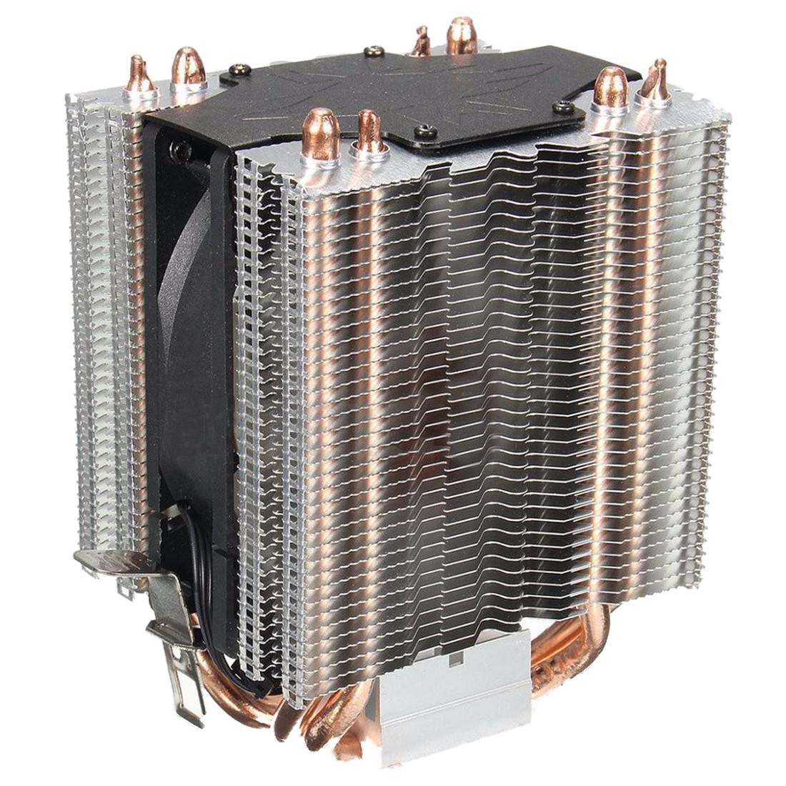 4 Heatpipe Cpu Cooler Heat Sink For Intel Lga 1150 1151