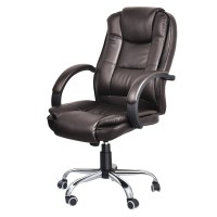 PU leather Headrest Backrest Office chairs L0Y7 | eBay