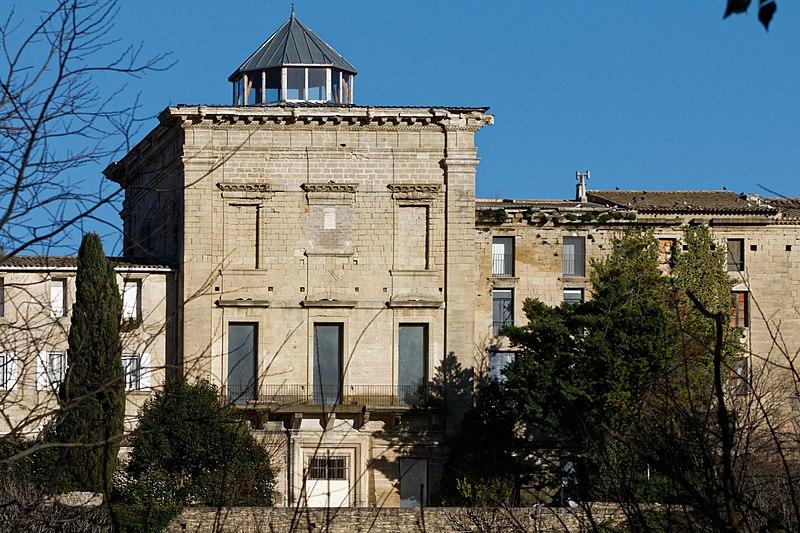 vue aubais gr653 via tolosana