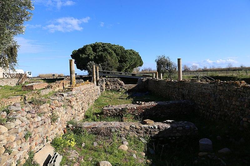 Cité antique de Mariana à Lucciana - PA00099208 - Monumentum