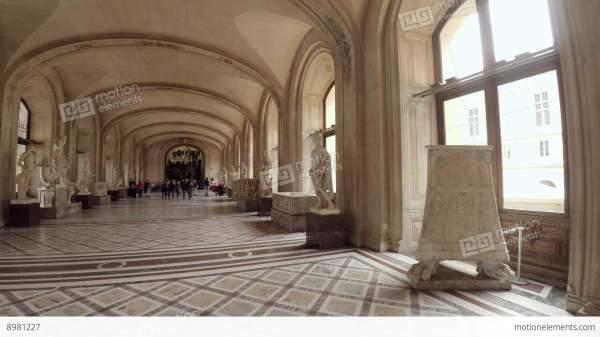 France Museum Louvre Statue